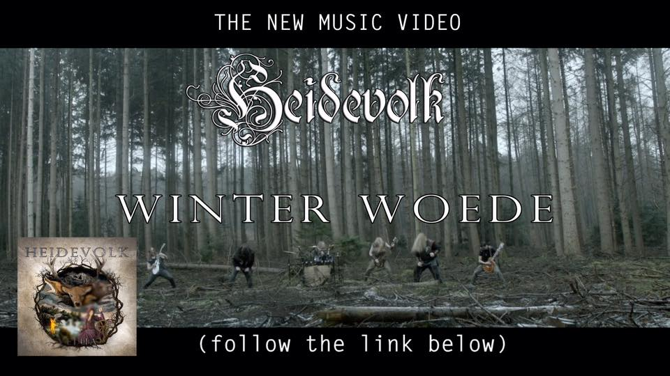 Winterwoede video out now