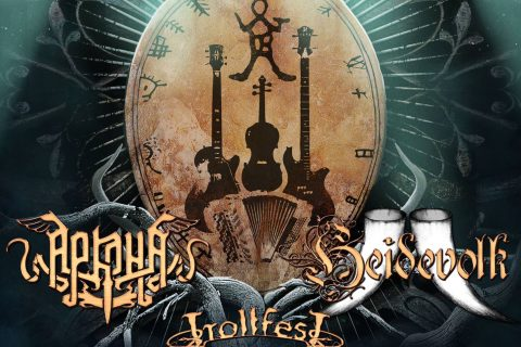 Folk Metal Superstars tour dates 2018!